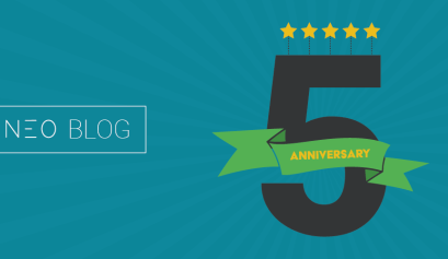 The NEO Blog just turned 5!