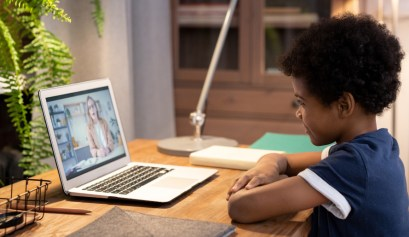 Using the school LMS to provide emotional support in remote learning
