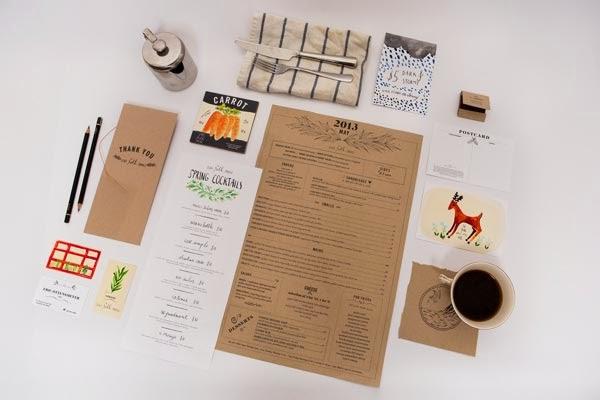 Neoxica • 16 Tasty Restaurant & Cafe Branding Inspiration