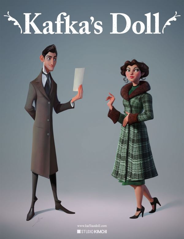 Project of the week – Kafka's Doll by Bruno Simões
