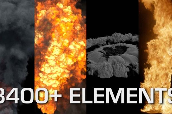Best VFX Element Sites – 2020 Update!