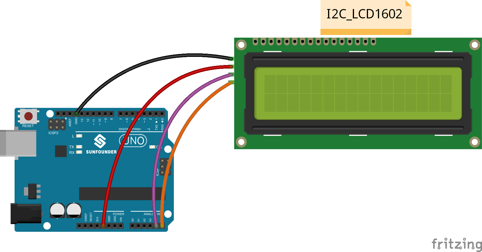 arduino lcd wiring diagram shark muscular system use your with i2c nerdshed
