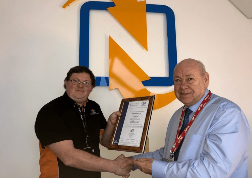 Netcetera Successfully Renews ISO Quality Environment And Security Accreditations For 2019