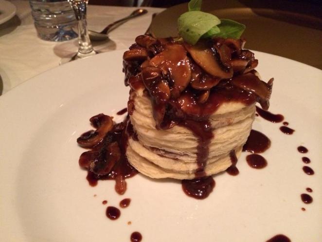 رستوران بیستانگو هتل رامتین - رستوران های خوب تهران