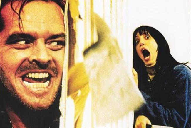 فیلم درخشش بهترین فیلم ترسناک خارجی دنیا