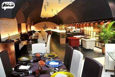 هتل هما از بهترین صبحانه سلف سرویس تهران