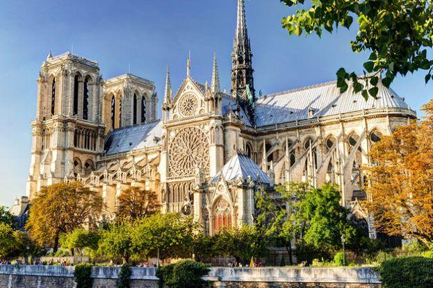 معرفی کلیسای نتردام پاریس