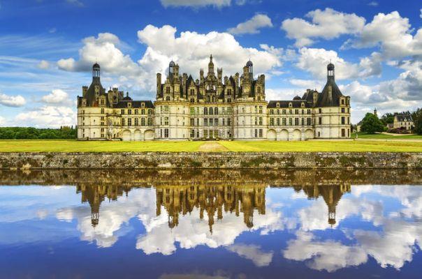 قلعه چمبرد در فرانسه