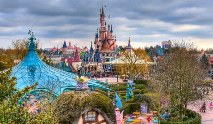 معرفی دیزنی لند پاریس از بهترین تفریحگاه های دنیا
