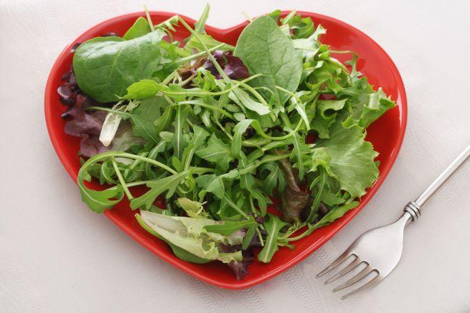 سبزیجات برگی سبز رنگ بهترین غذای رژیمی برای کاهش وزن