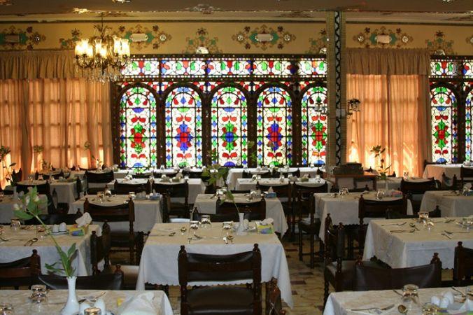 رستوران شهرزاد شیک ترین رستوران اصفهان