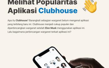 popularitas aplikasi clubhouse