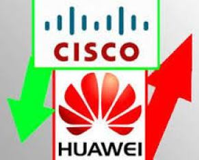 huawei vs cisco