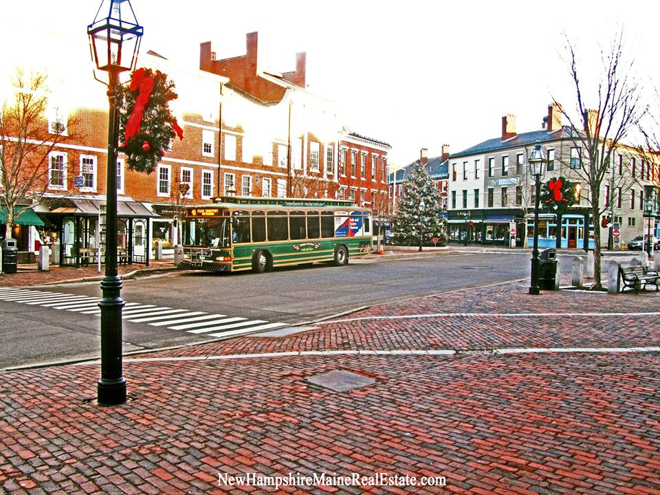 downtown portsmouth vintage christmas