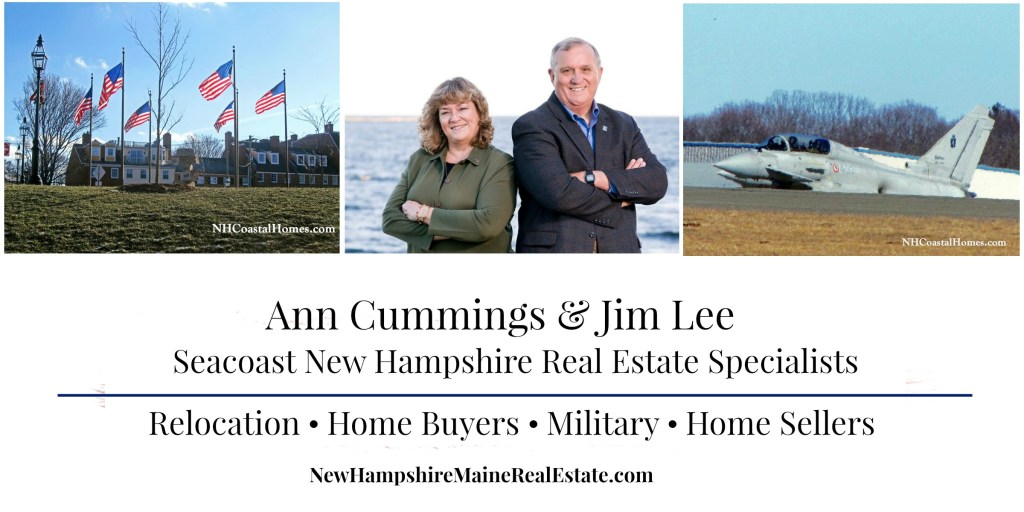 New Hampshire Real Estate. Military Relocation Specialists in Portsmouth.