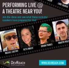 DevReach Speakers