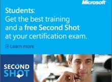 Microsoft Second Shot 2012 - 2013