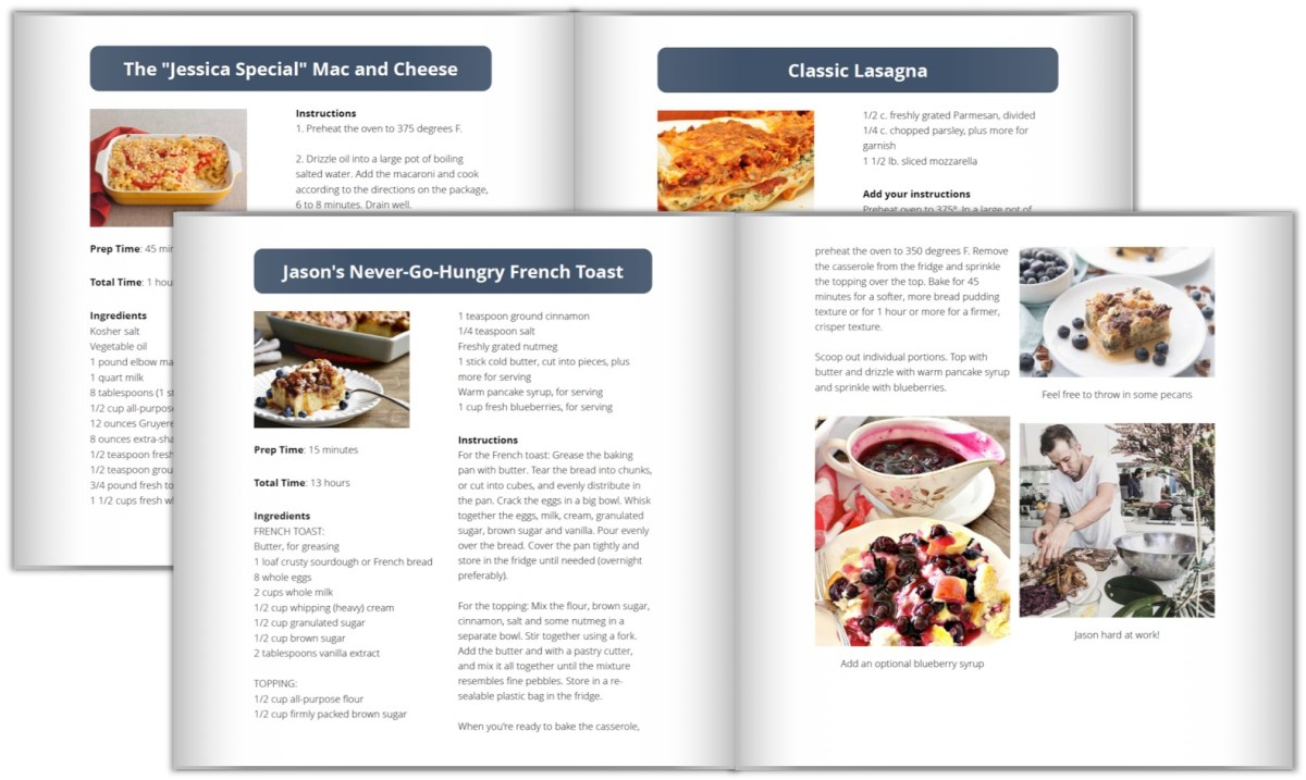 The Collaborative Cookbook: Inspiring Creativity and Community During COVID-19