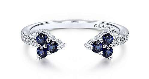 Diamond Split Ring