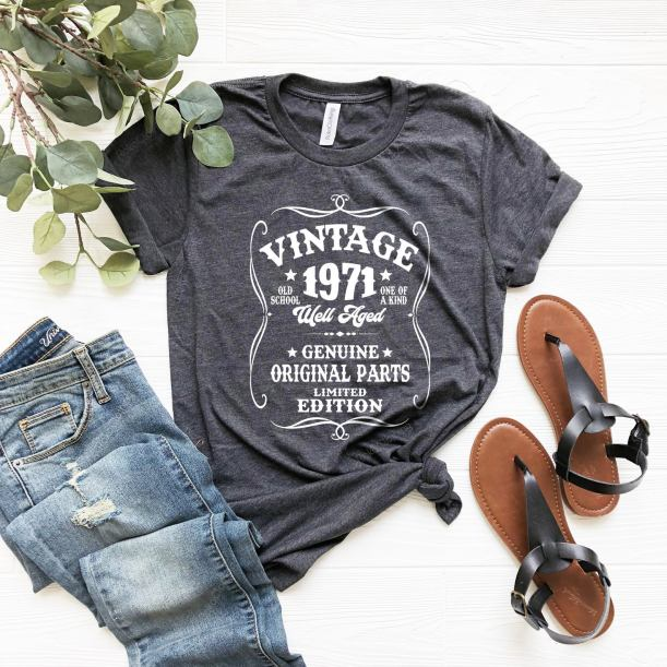 Customized T-shirt with a Lovely Quotation
