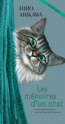 Livre : Les Mémoires d'un chat