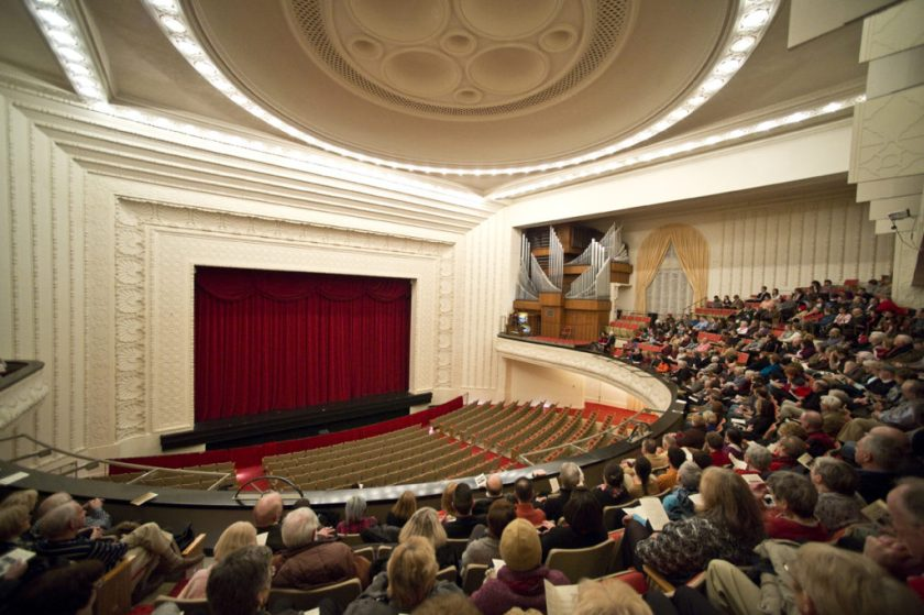 Image result for shryock auditorium siu
