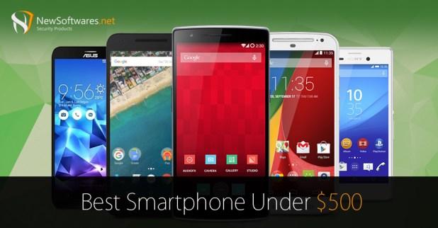 Best-smartphone-under-$500