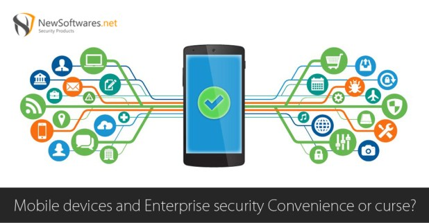 Mobile devices and Enterprise security
