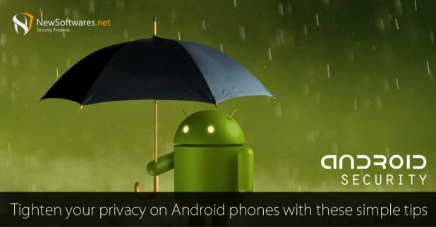 Privacy on Android phones