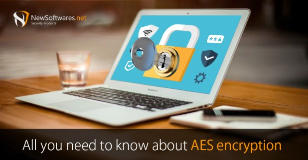 AES encryption
