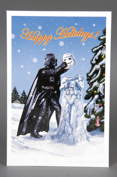 25 Geeky Holiday Greeting Cards