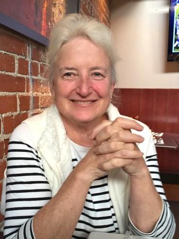 Sacramento's Good Neighbor Award winner, Judy McClaver.