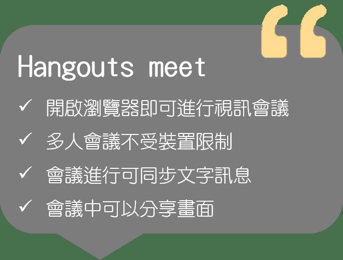 Hanghouts畫面