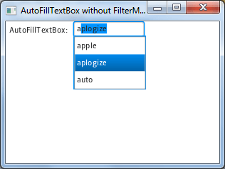 Updated: AutoFill TextBox with FilterMode in Javafx 2 0 (Custom