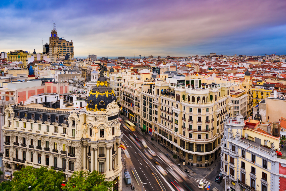 best NH owned restaurants-Madrid