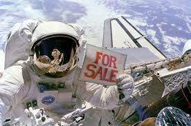 Astronaut for Sale