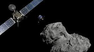 Pilae and Rosetta Mission