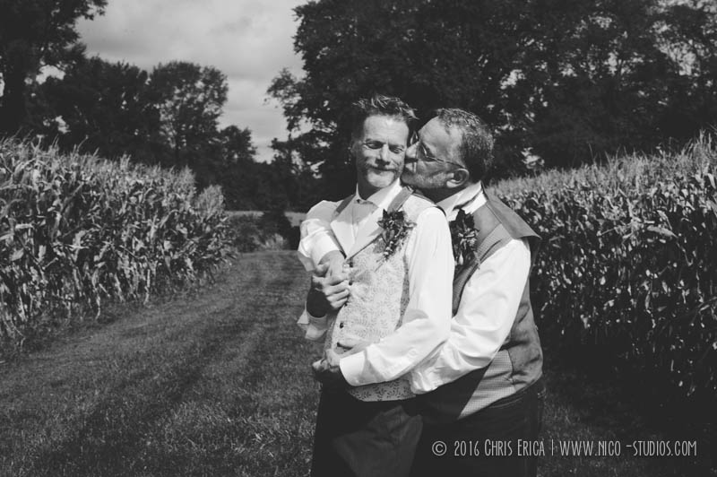 Same Sex LaPaz Indiana Wedding