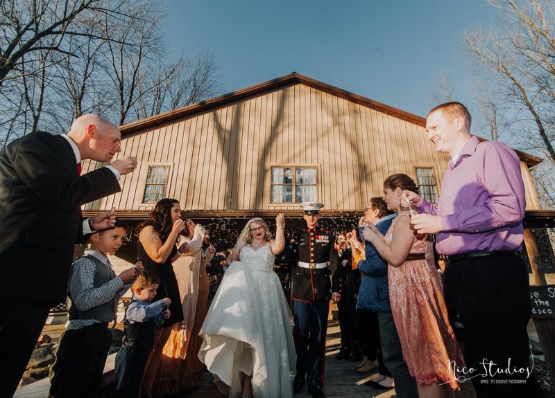 Back Forty Wedding