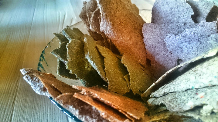 [:fr]6 idées de recette Crackers bio de graines de lin [:]