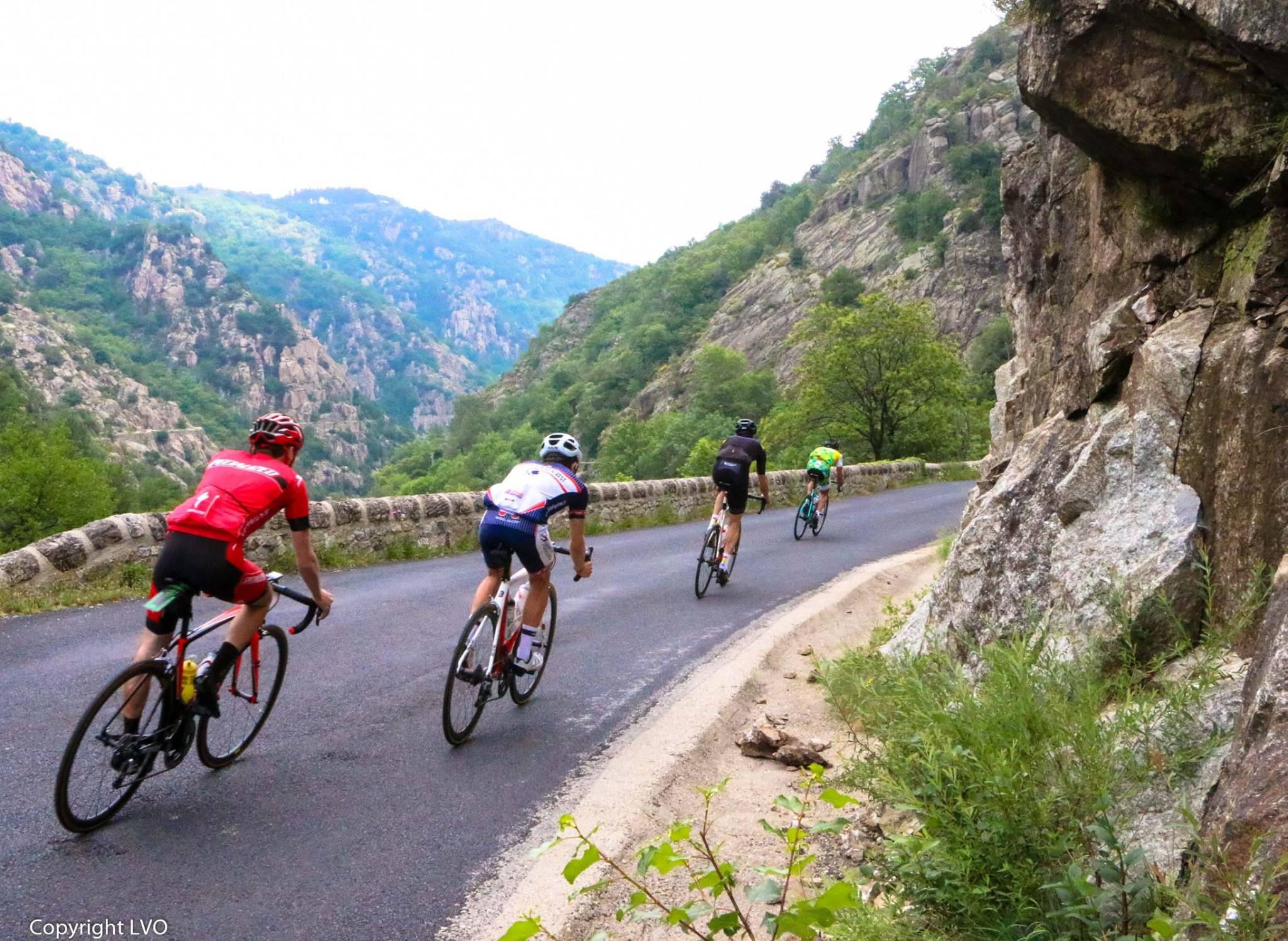 granite mont lozère