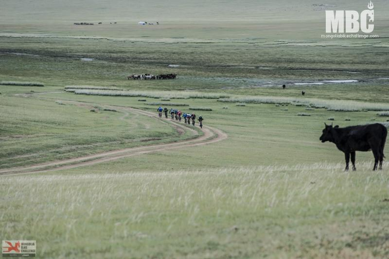 into the wild mongolia bike challenge
