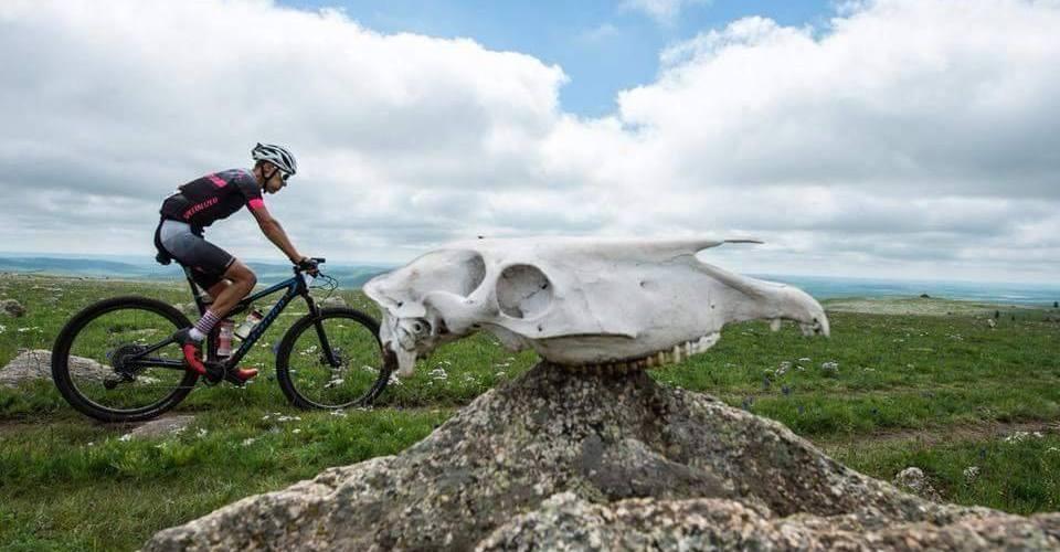 Stage 2 Mongolia Bike Challenge 2018 Bones