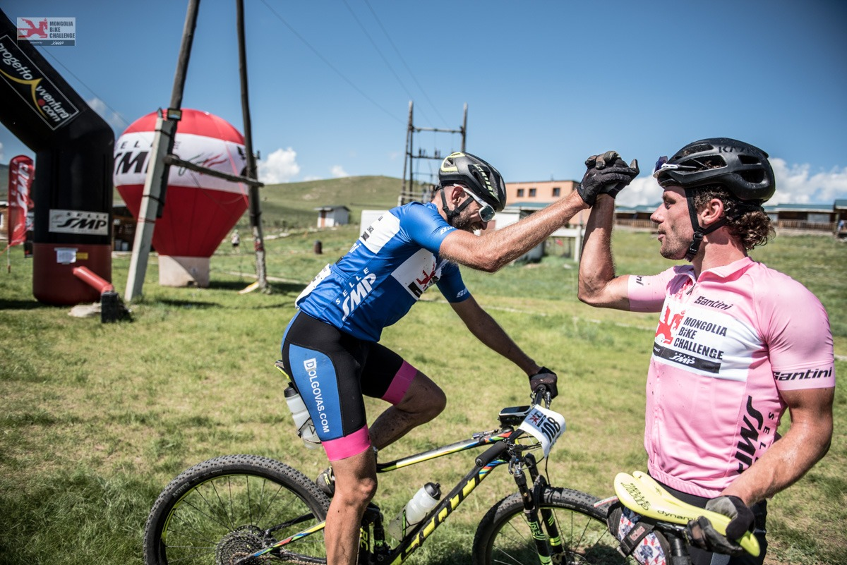 Elijus Stage 2 Mongolia Bike Challenge 2018 Ryan Standish