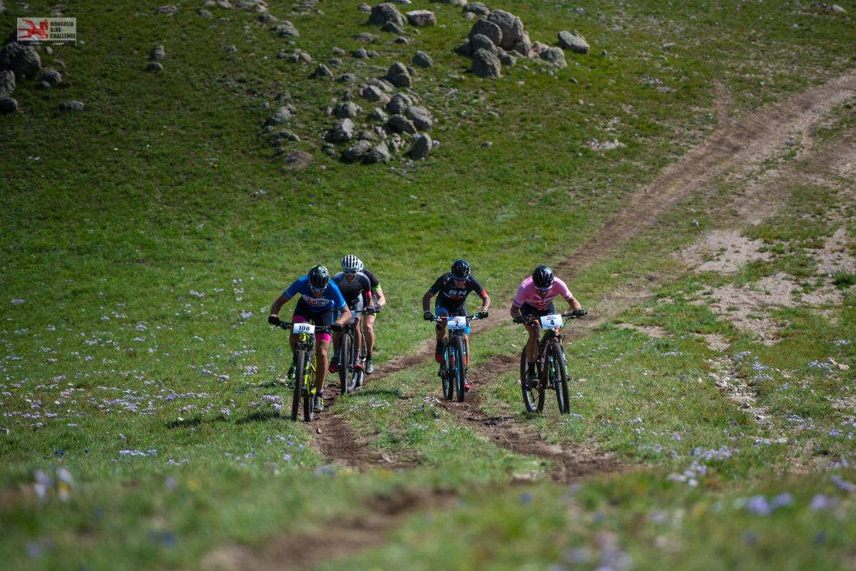 Stage 2 Mongolia Bike Challenge 2018