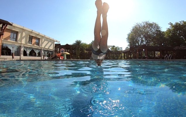 piscine spa jingcheng hotel granfondo yunnan