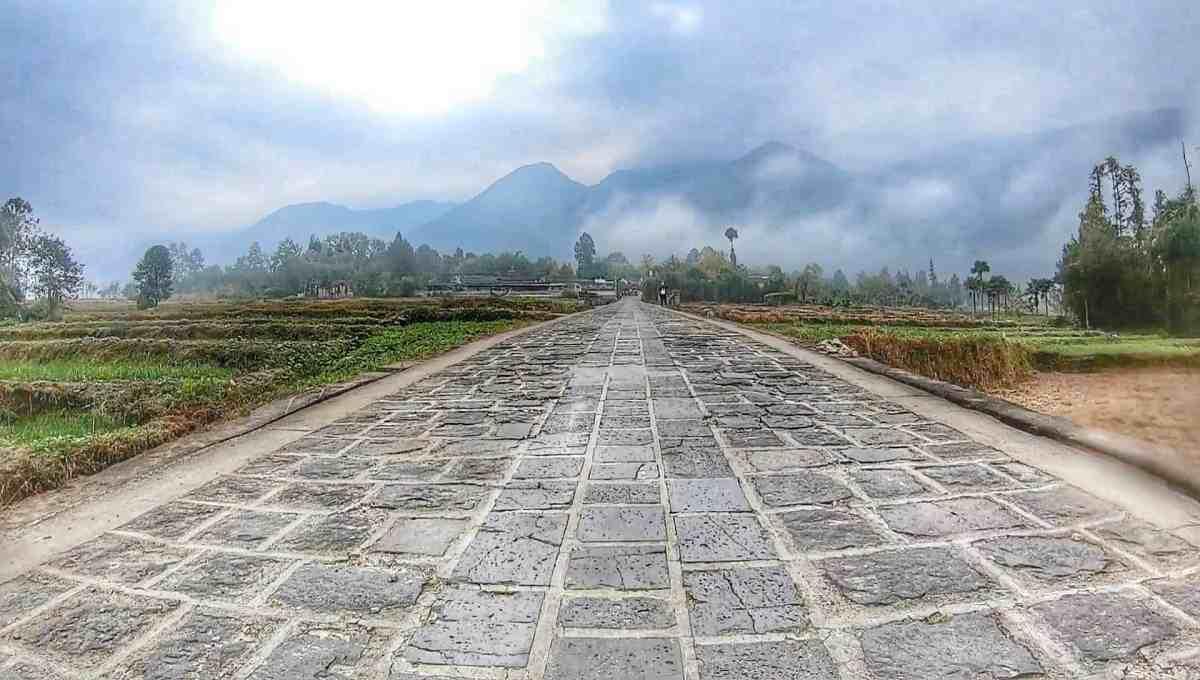 4# Granfondo Yunnan | L'étape de Tengchong comme sur un air de Flandre .