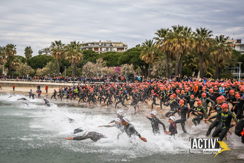 natation cannes triathlon