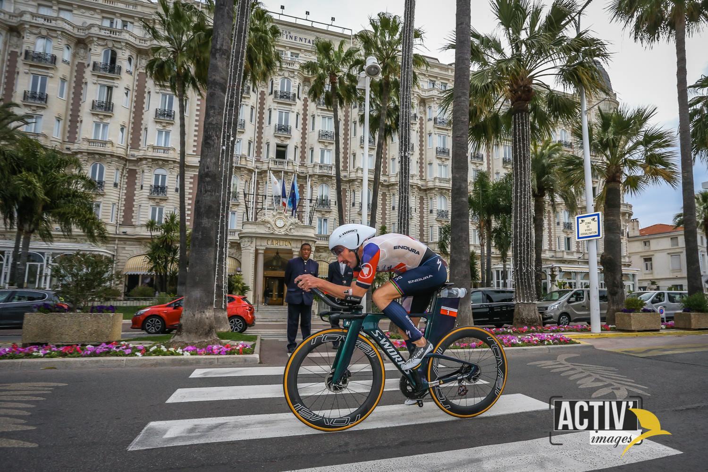 Tim Don Specialized Le Cartlon Cannes triathlon