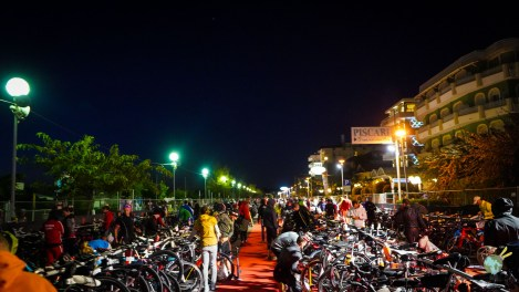 parc de transition ironman italy